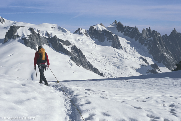 Mont Blanc, Franciaország