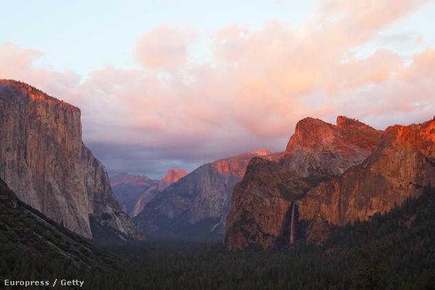 Yosemite Nemzeti Park, Amerikai Egyesült Államok