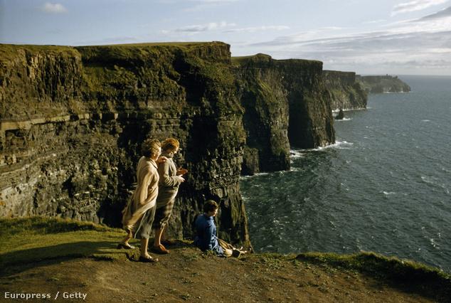 Cliffs of Moher, Írország