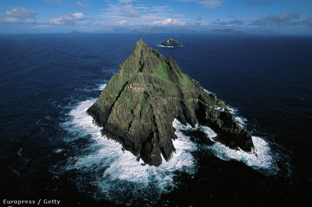 Skellig Michael, Írország