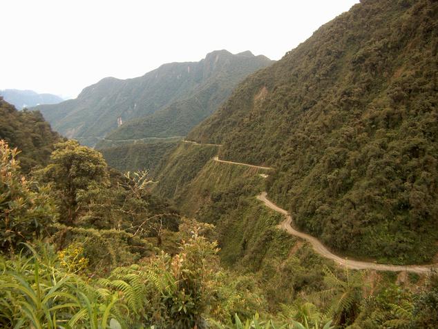 Death Road, Bolívia