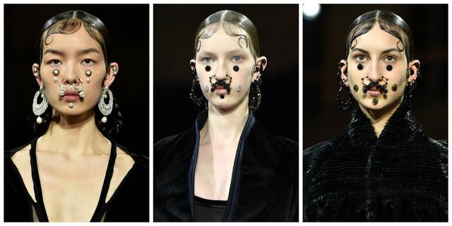 Jó pár szezonnal ezelőtt dobta piacra a Givenchy az orrgyűrűjét