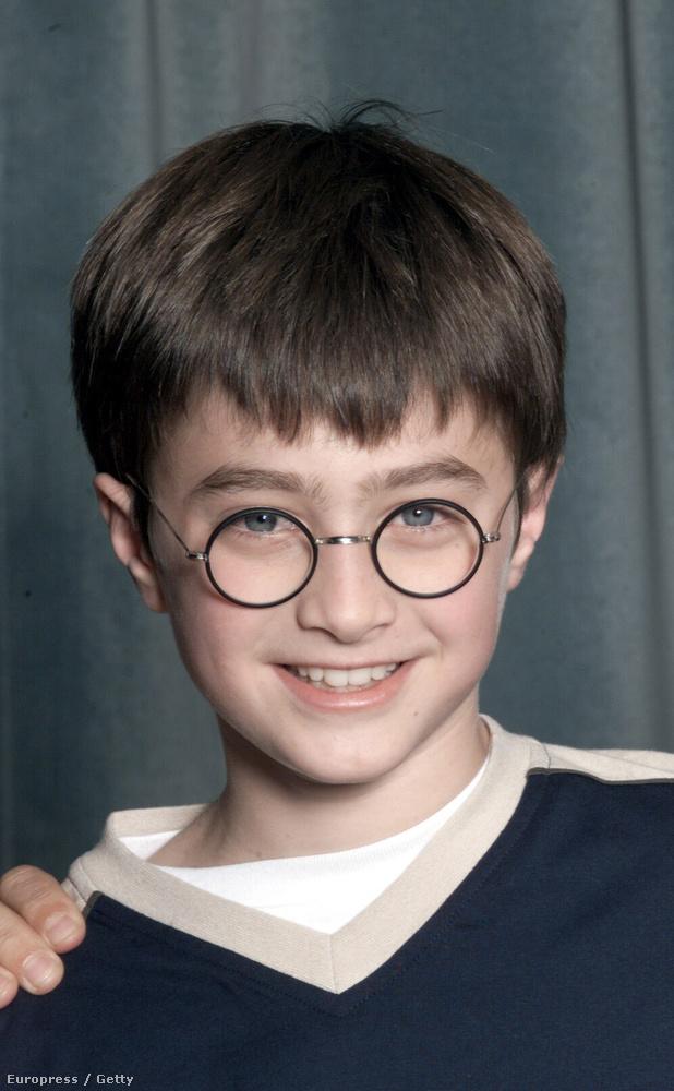 Jó, Daniel Radcliffe nem volt csúnyácska, de nehéz volt elékpzelni mondjuk szőrrel az arcán