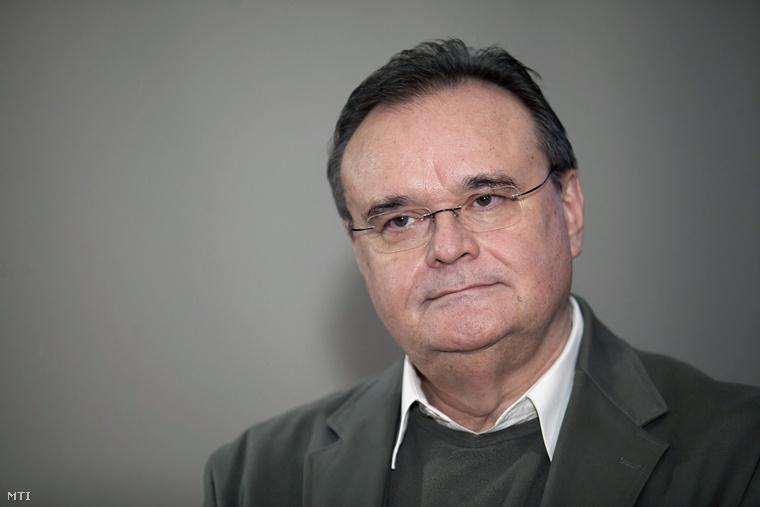 Vass László a Budapest Kommunikációs és Üzleti Főiskola (BKF) rektora