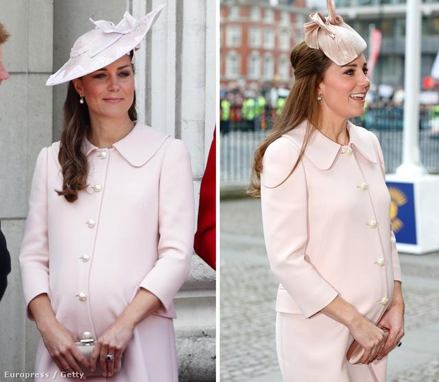 És még egy 2013 vs. 2015. páros! Ugyanaz a kabát, más kalap.