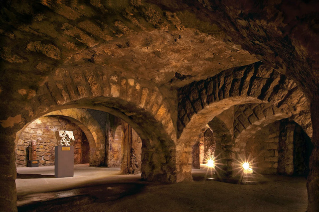 Labirintus a várban