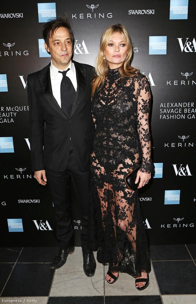 Kate Moss se semmi