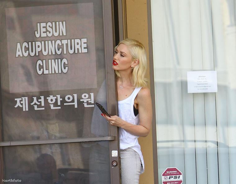 Gwen Stefaniről időről-időre megírjuk, hogy milyen jól néz ki