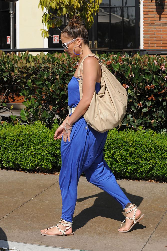Jennifer Lopez civilben