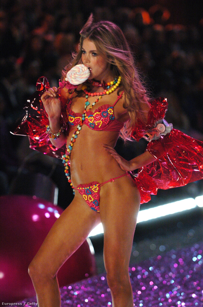 Miranda Kerren kívül a kimondhatatlan nevű Kroes volt a másik legnépszerűbb bugyimodell