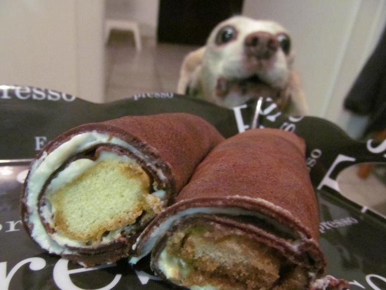 Tiramisu palacsintát például ne adjon a kutyájának a kakaó miatt, de egy babapiskótát azért ő is betolhat