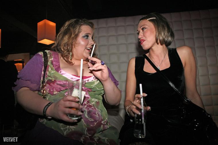 Ő itt például a 2009-es Tóth Vera és Gallusz Niki