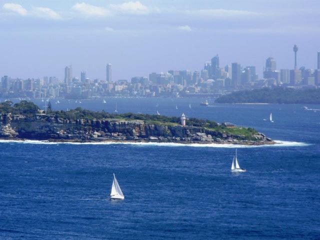 Sydney, a virágzó metropolisz
