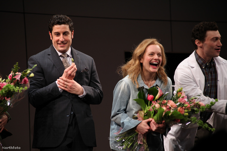 A színésznő a The Heidi Chronicles című darab premierjén aratott nagy sikert, és a Broadway előadás után...