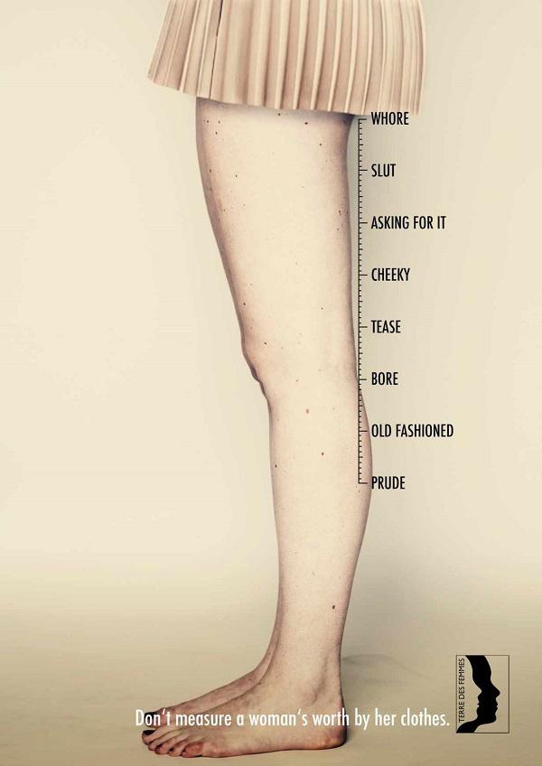 Általánosságban prűdek vagy ribancok lehetnek a nők.