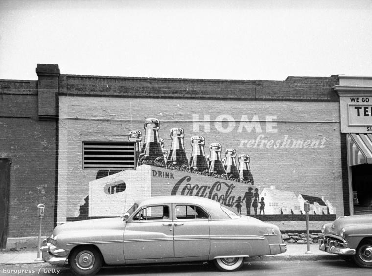 1952 - Kólareklám