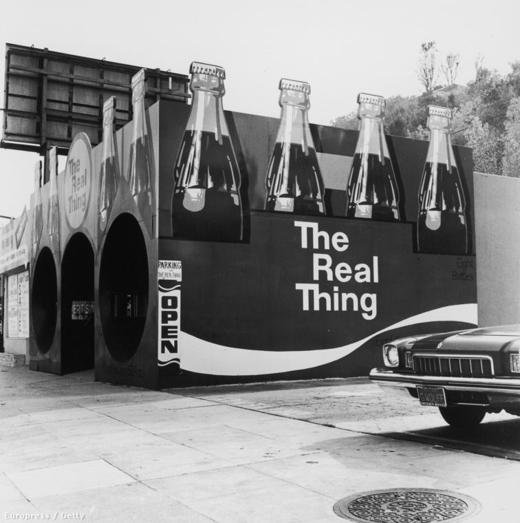 1975 - Kólareklám