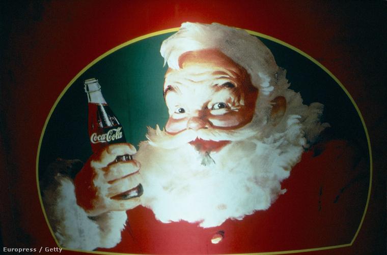 1997 - A Coca-cola mikulása