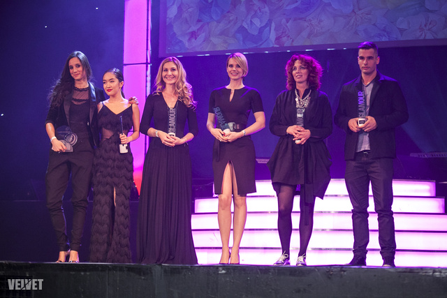 A Glamour Women of the Year 2015 gála díjazottai.