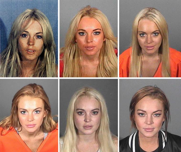 Lindsay Lohan is elég komoly éveken van túl