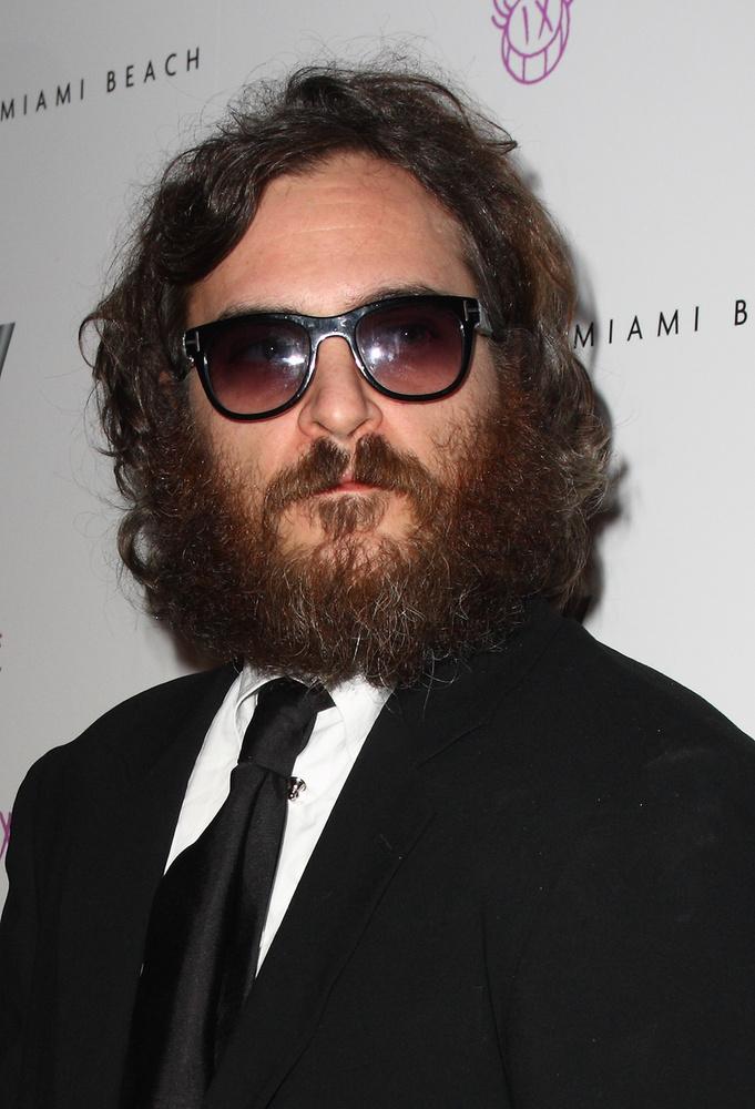 Joaquin Phoenix 2005-ben járt rehabon