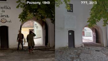 Hogy rakjuk össze a 160 évvel ezelőtti Pozsonyt a mai Magyarországból?