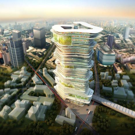 Bár nem valószínű, hogy a közeljövőben megépül a Sure Architecture (Sustainable Urban Regeneration and Eco-Architecture) futurisztikus, 300 méteres felhőkarcolója, azért az innovatív elgondolás, miszerint hogyan lehetne egy spirális formában felépített ökoszisztémát létrehozni és felfelé kiterjeszteni, kétségkívül figyelemreméltó.
