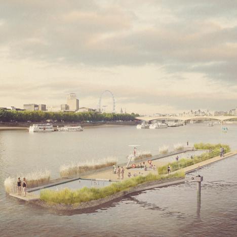A studio Octopi az egykor híres angol fürdőkultúrát emelné vissza a városba azzal a két fürdő és pihenő hellyel, amit London keleti illetve központi részére képzeltek el. A terveknek több előfeltétele is van, így várhatóan a project 2023-ban valósul majd meg.