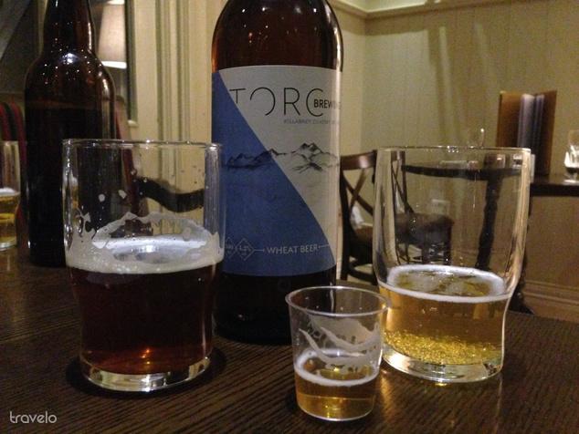 A tavaly novemberben alapított Torc kézműves sörfőzde söreiből egyet az egyik hely hotel mindig tart csapon