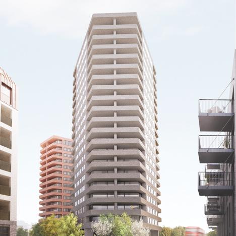 """Az időjárás témája mellett a növekvő ingatlanárak is a londoniak egyik állandó témájának számítanak. Valószínűleg ennek hatására, valamint politikai nyomásra egyre több megfizethető szállást és szociális lakást szeretnének felhúzni a jövőben. Az egyik ilyen, """"Colville Estate"""" névre keresztelt project Belső-London egyik kerületében, Hackneyban vette kezdetét."""
