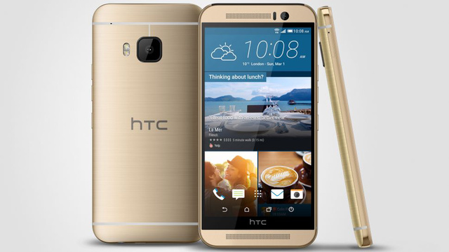 HTC One M9 Gold 3V-970-80