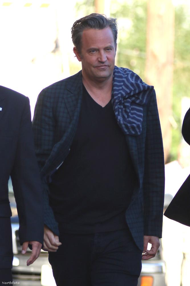 Matthew Perry ugyanis még csak 45