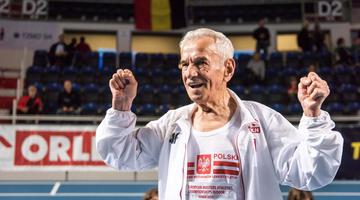 A halál nem kapja el, 105 évesen sprintel