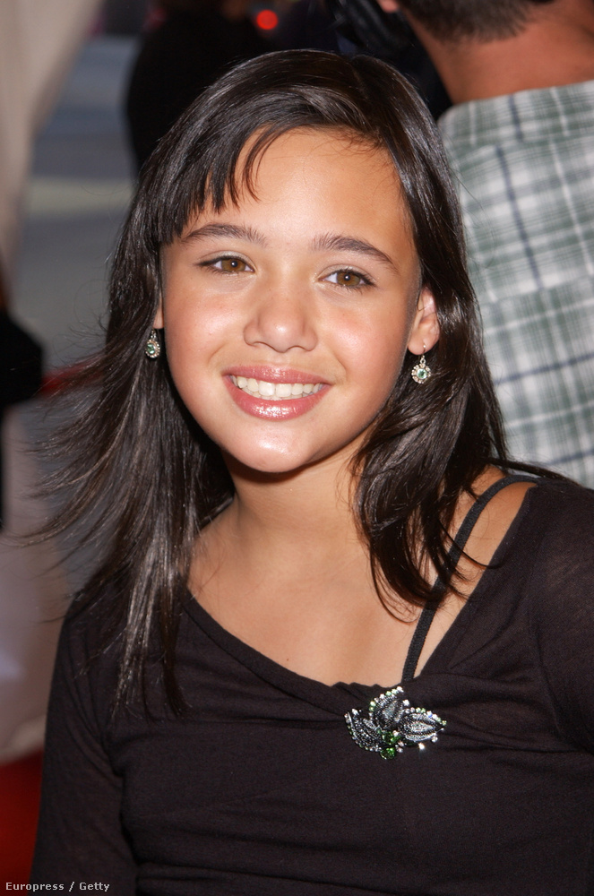 Rebecca Brown11 éves volt, amikor a film készült, ő volt a zenekarban a basszusgitáros