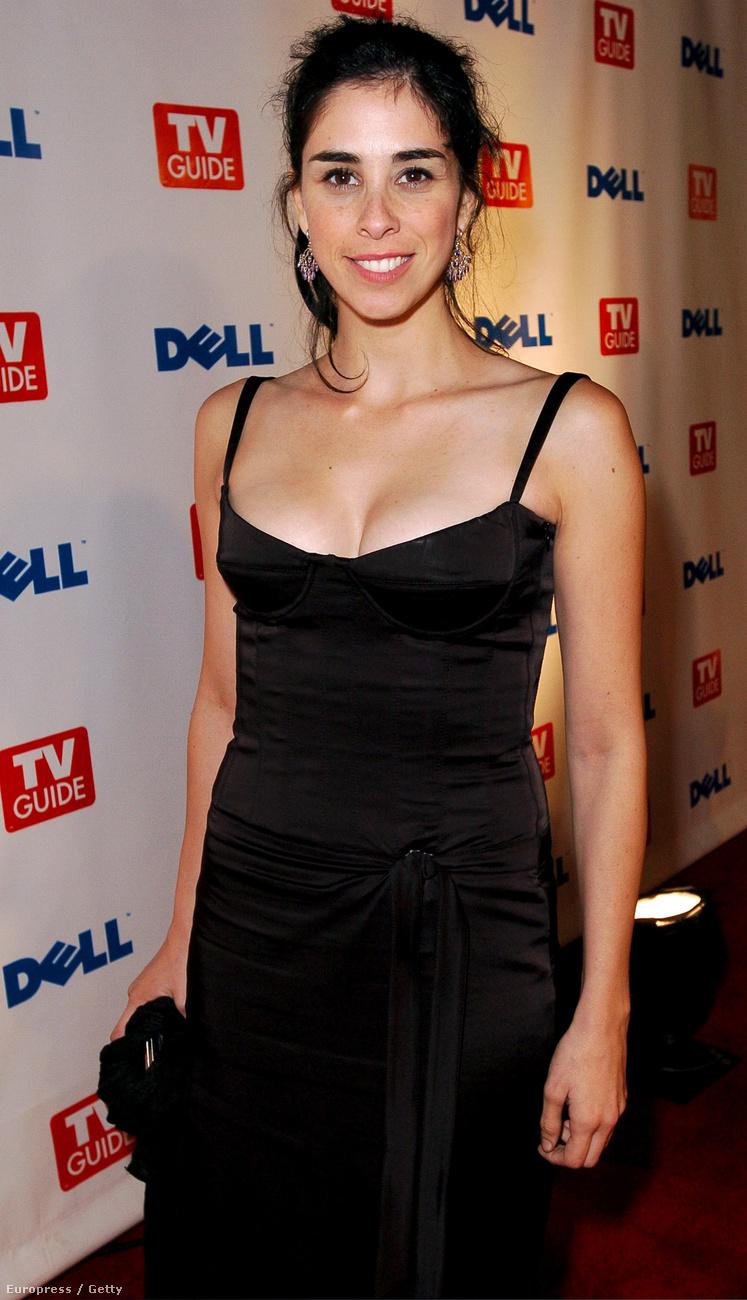 Sarah SilvermanAz akkoriban még csak felfutóban lévő humorista, Sarah Silverman alakította Jack Black kvázi nemezisét