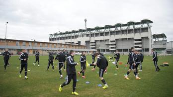 A Főügyészség lefoglalta, de meccseket tarthatnak a Győri ETO stadionjában