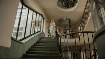 Budapest leggyönyörűbb lépcsőháza