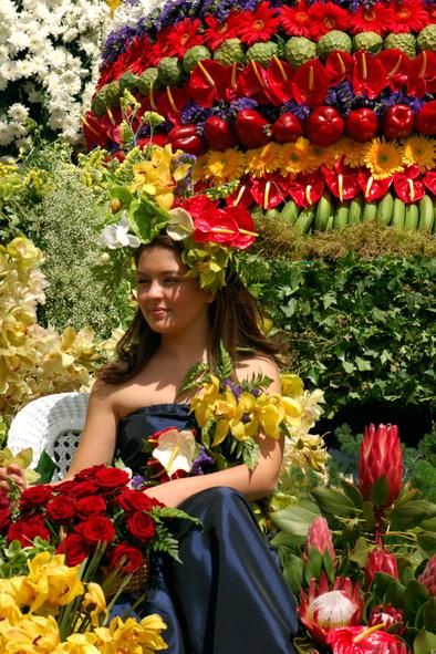Madeira Flower Parade