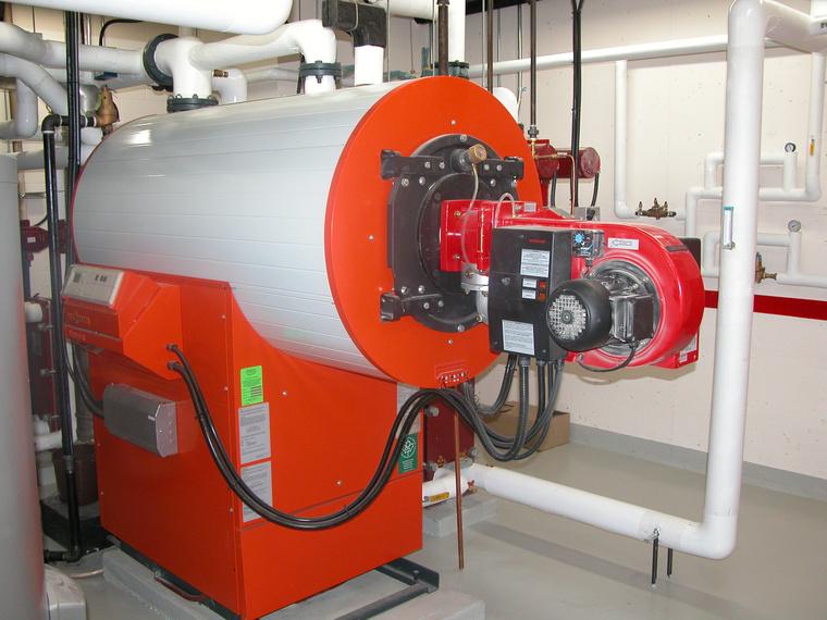 Viessmann Vertomat Condensing Boiler