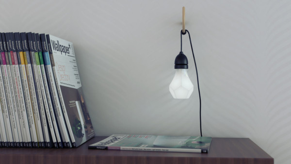 Nanoleaf Gem lamp off hiRes 54d712dd-6361-44cb-8ad6-f75f6a6cdcc0