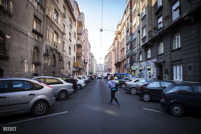 A Tátra utca és Radnóti utca sarka jól példázza, hogy fák, virágok és zöld növények nélkül, beton és autórengetegben élik a mindennapjaikat az ott lakók