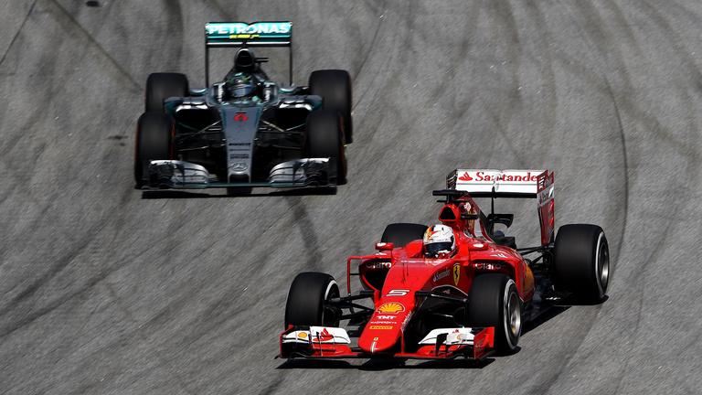Ferrari vs Merci: Rosberg már elbizonytalanodott