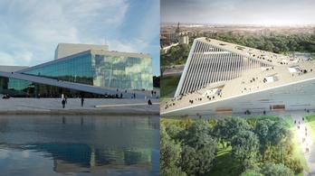 Borat Kazahsztánjának nézték Magyarországot a norvég sztárépítészek
