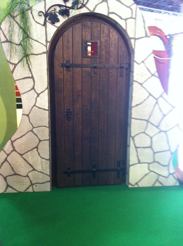 Vehetnek ajtót a hobbitok