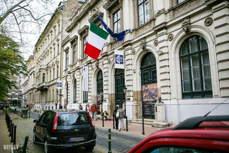 Olasz IntézetNem volt mindig az