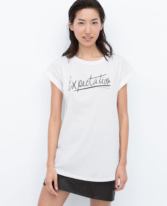 A Zara pólóinak árai 3995 forintról indulnak.