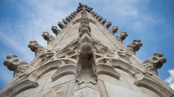 Helyrehozták a Mátyás-templomon, amit összegányoltak az ötvenes években