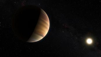 Rögzítették egy ötven fényévre lévő bolygó színképét