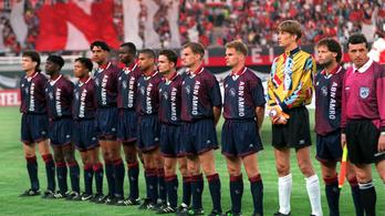 A 95-ös BL-győztes Ajax a futball utópiája volt