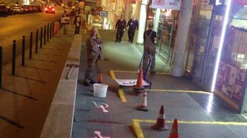 A Fény utcai piacnak két nap után eszébe jutott kik miatt is tilos ücsörögni a járdaszélen